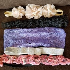 Other - Girls head bands